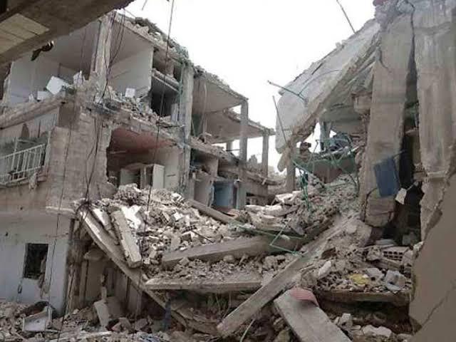 Lagos threatens demolition of 200 distressed buildings - New Telegraph Newspaper