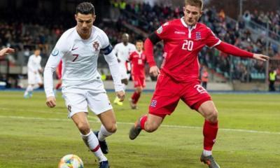 Ronaldo vows to break international goals' record