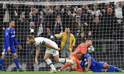 UEFA League: Spurs, Juve, Man City, PSG make knockout stage