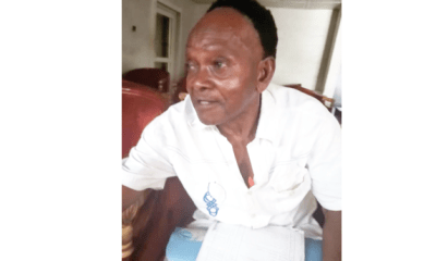 We produced grenades on the go, during Civil War –Biafran Engineer