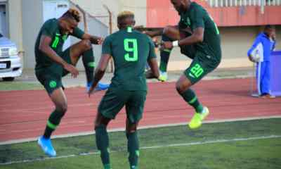 JUST IN: Eagles beat Lesotho 4-2