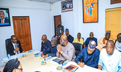 Minister meets NFF Board, demands written explanation for dismal outings