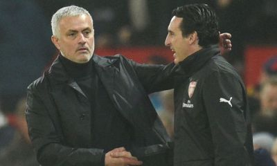 Arsenal deny Mourinho meeting as pressure increases on Emery