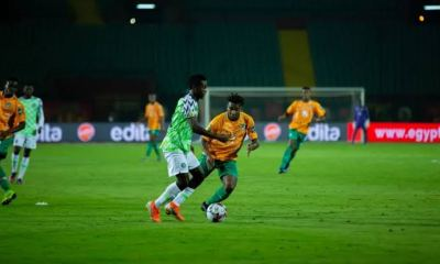 U-23 AFCON: Nigeria bounces back, beats Zambia 3-1