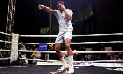 Boxing: Anthony Joshua predicts a heavyweight trilogy against Andy Ruiz Jr