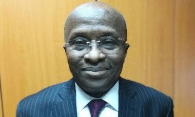 JUST IN: Buhari names Adamu new AMCON Chairman