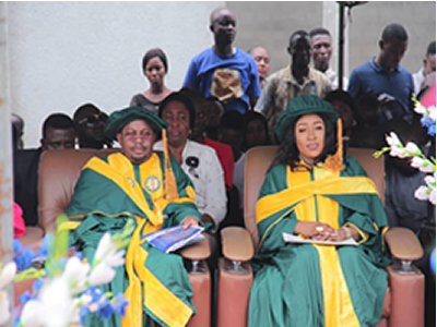 College of health Tech Calabar Matriculates 741. Commissions relaxation center! - New Telegraph Newspaper