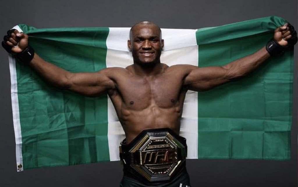 UFC: 'Nigerian Nightmare' Kamaru Usman suspended for six months - New  Telegraph