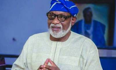 How Akeredolu Narrowly Escaped Losing Governorship Suit