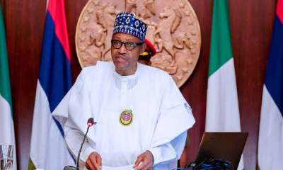 Buhari Asks Senate To Approve $4b, €710m External Loans