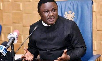 How Buhari's Making Nigeria Prosperous Pulled Me To APC - Ayade