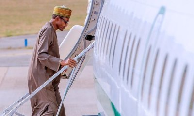 Buhari Leaves For UN Meeting In US