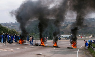 Property Looted, Burnt In South Africa In Protest Against Jailing Of Zuma