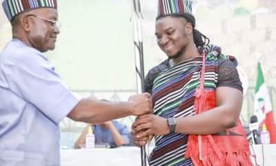 Nigeria Idol: Francis Atela Gets Govt Appointment