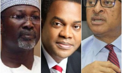 Utomi, Jega , Others Form Third Force Ahead Of 2023 Elections