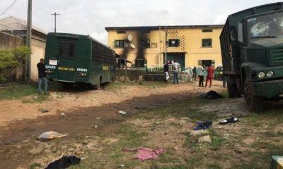 Prisoners Escape As Gunmen Attack Oyo Correctional Facility