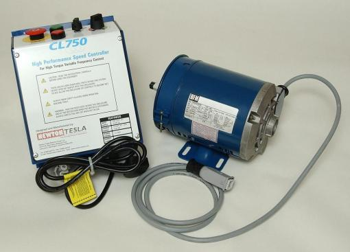 CL750, 1.0hp Package for Myford Super 7, Raglan Mk5, Boxford AUD/CUD
