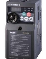 FR-D720S-025SC-EC, 0.4kW
