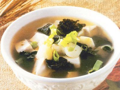 豆腐紫菜湯_中文百科全書