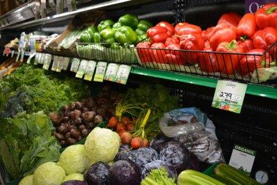 organic grocer