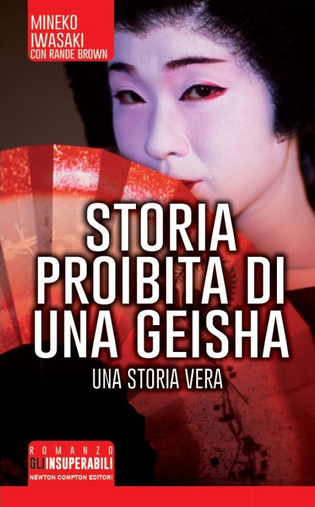 Storia proibita di una geisha, Mineko Iwasaki