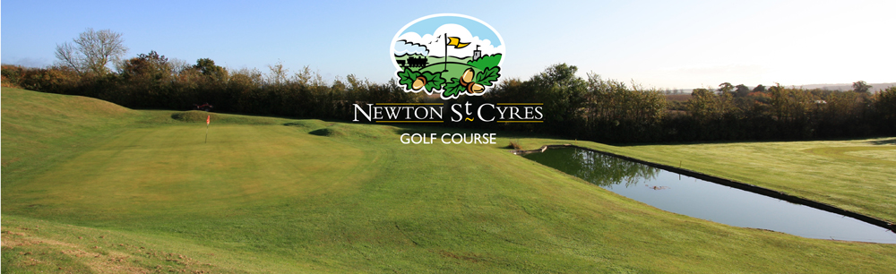 Pay and Play Golf - Newton St Cyres Golf Course - Slide 1