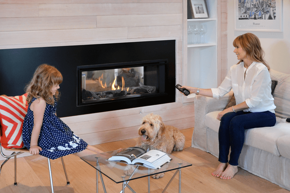 Fantastic Valor L1 2 Sided Linear Gas Fireplace Newtown Fireplace Shop Download Free Architecture Designs Scobabritishbridgeorg