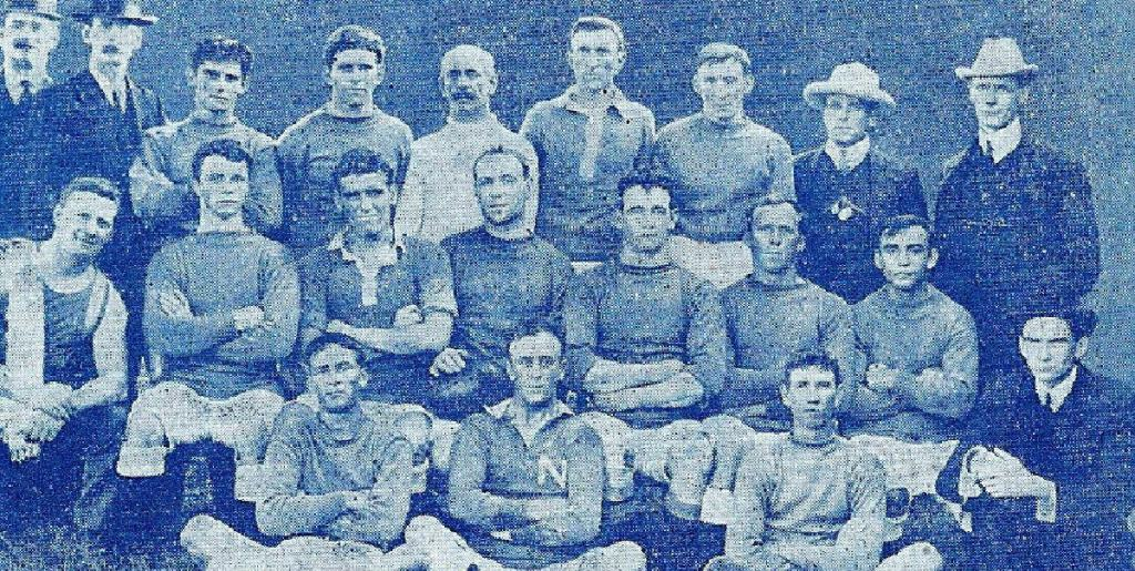 webThe Newtown RLFC 1908 team (NSWRL source)