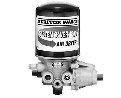 Meritor Wabco R System Saver 24 Volts Dc Air Dryer