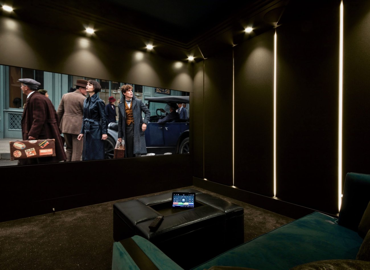 Immersive Private Home Cinema London