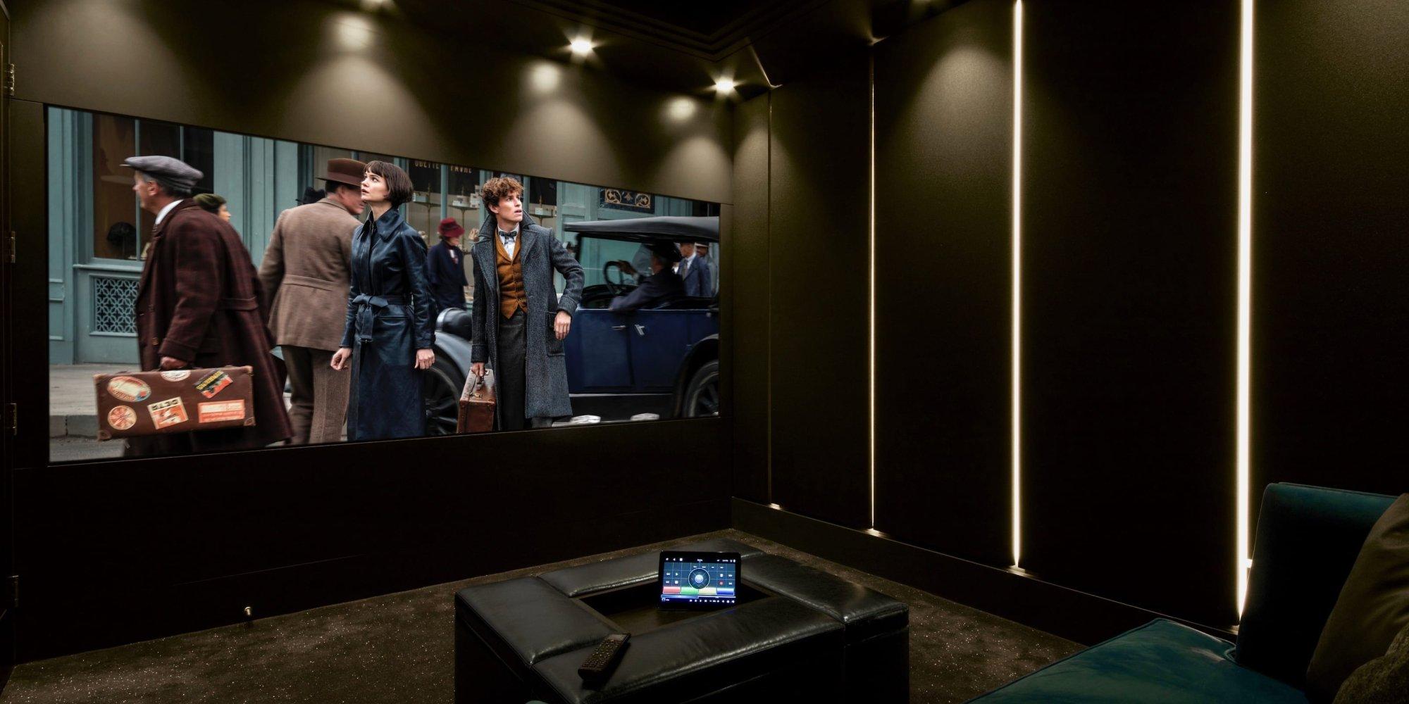 Immersive Private Home Cinema London