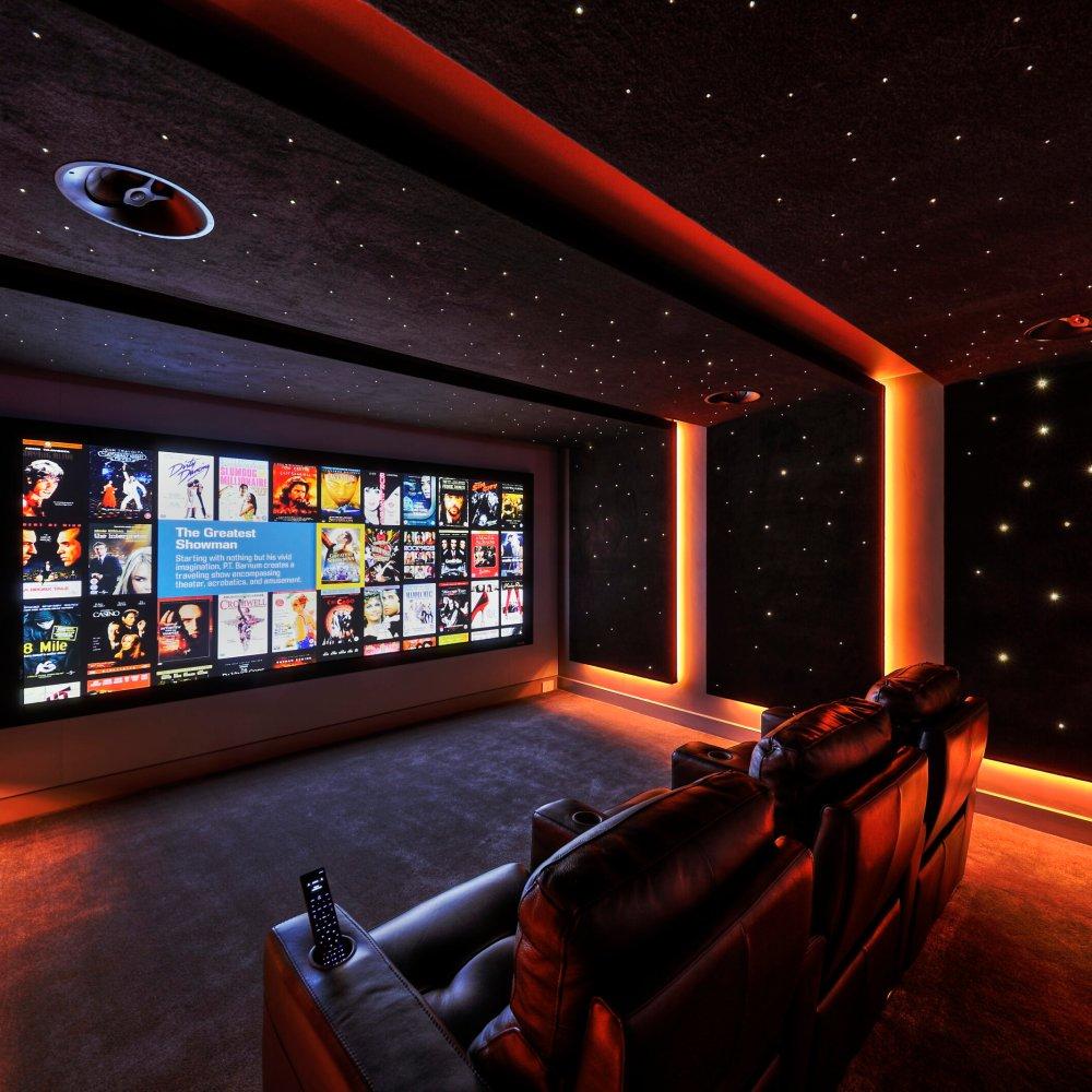 Dedicated Home Cinema Essex