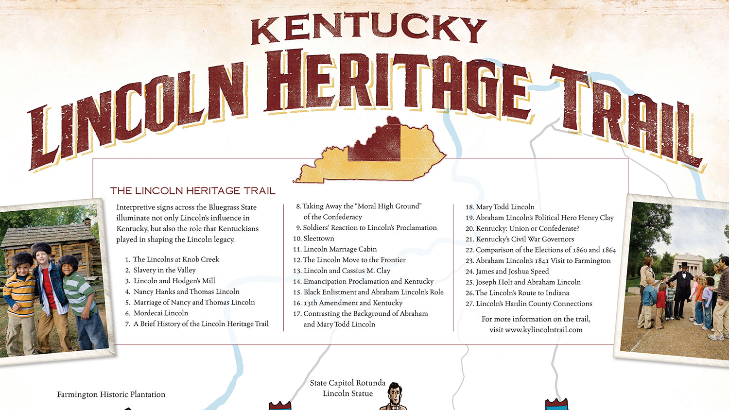 Kentucky Tourism Lincoln
