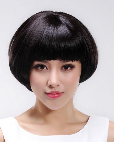 Женские стрижки модные в Китае фото