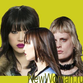 Фото модных женских стрижек для длинных волос Осень-Зима ...