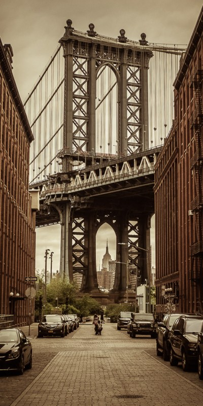 Manhattan Bridge (Once Upon a Time In America)