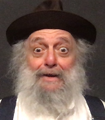 David Mandelbaum as Gunkel in Labor Of Life and Oybitter in Whore from ohio