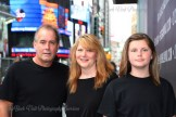 Professional vacation photos in New York City