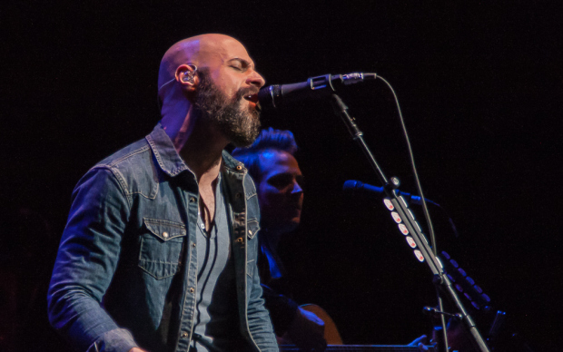 Daughtry at Fresh Holiday Jam