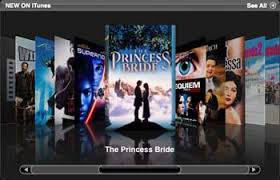 Download movies via iTunes to your computer, iPhone, and