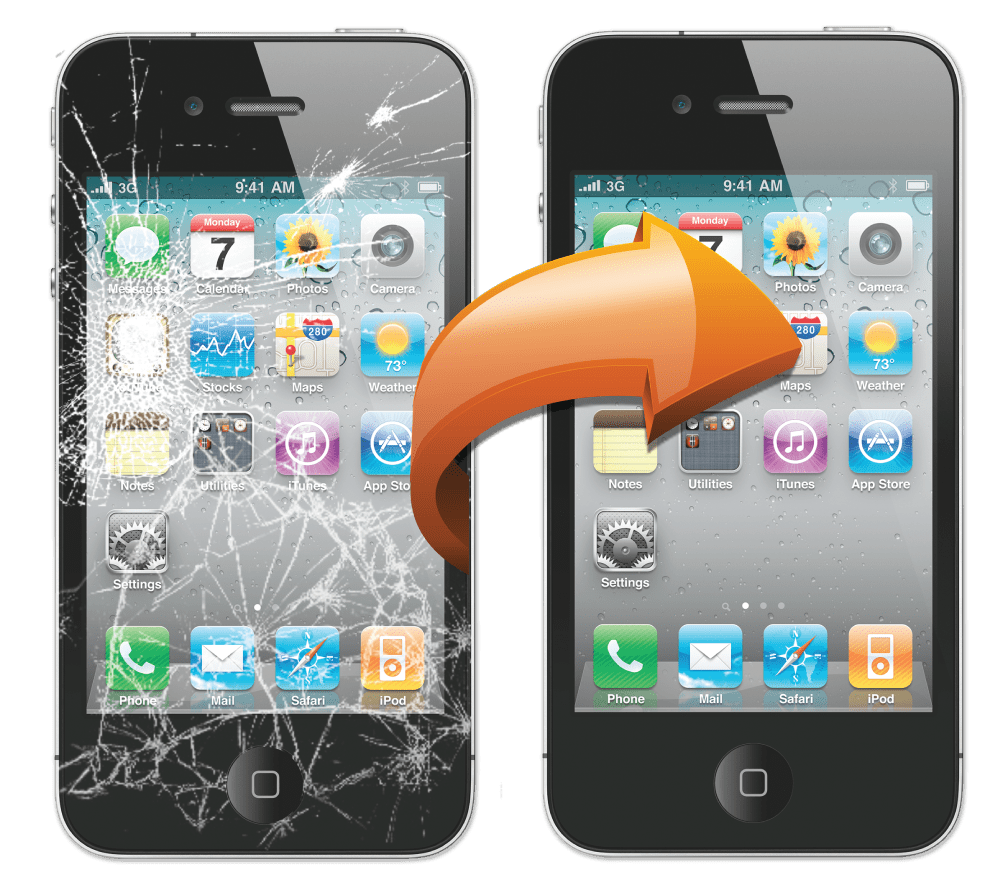 cheapest iphone 4 screen repair nyc