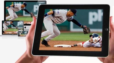 iPad-on-tv