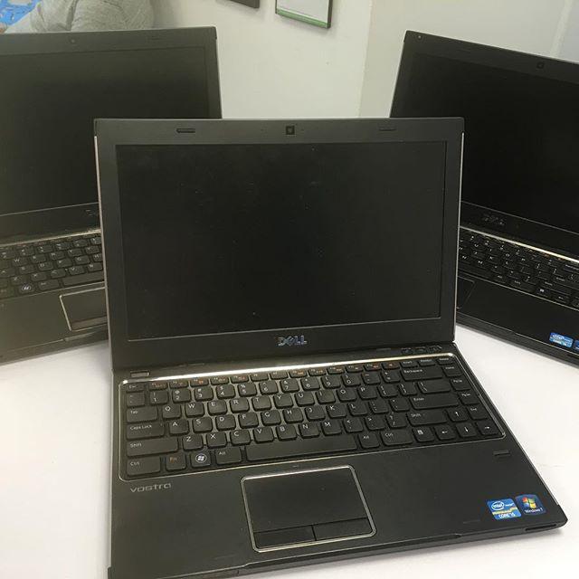 Bulk laptop repairs? No prob, we support many schools and company repairs across the US. #ShipEmWeFixEm #laptoprepairnyc #newyorkcomputerhelp