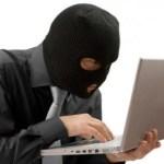 Computer Hacker on Laptop