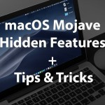 mac os mojave trick and tips