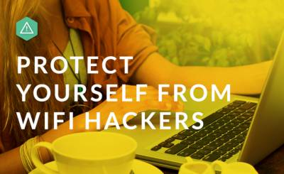 Protect yourself from WiFi hackers