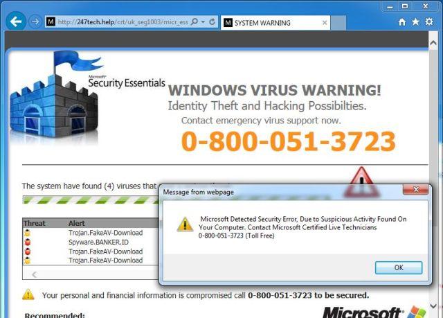 Computer virus diy fix