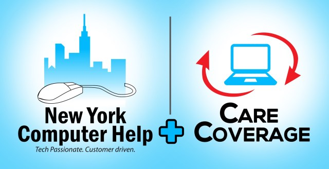 New York Computer Help + Care Coverage