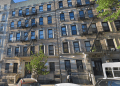 Google Maps image. 516 West 175th Street in the Upper West Side a TIL building.