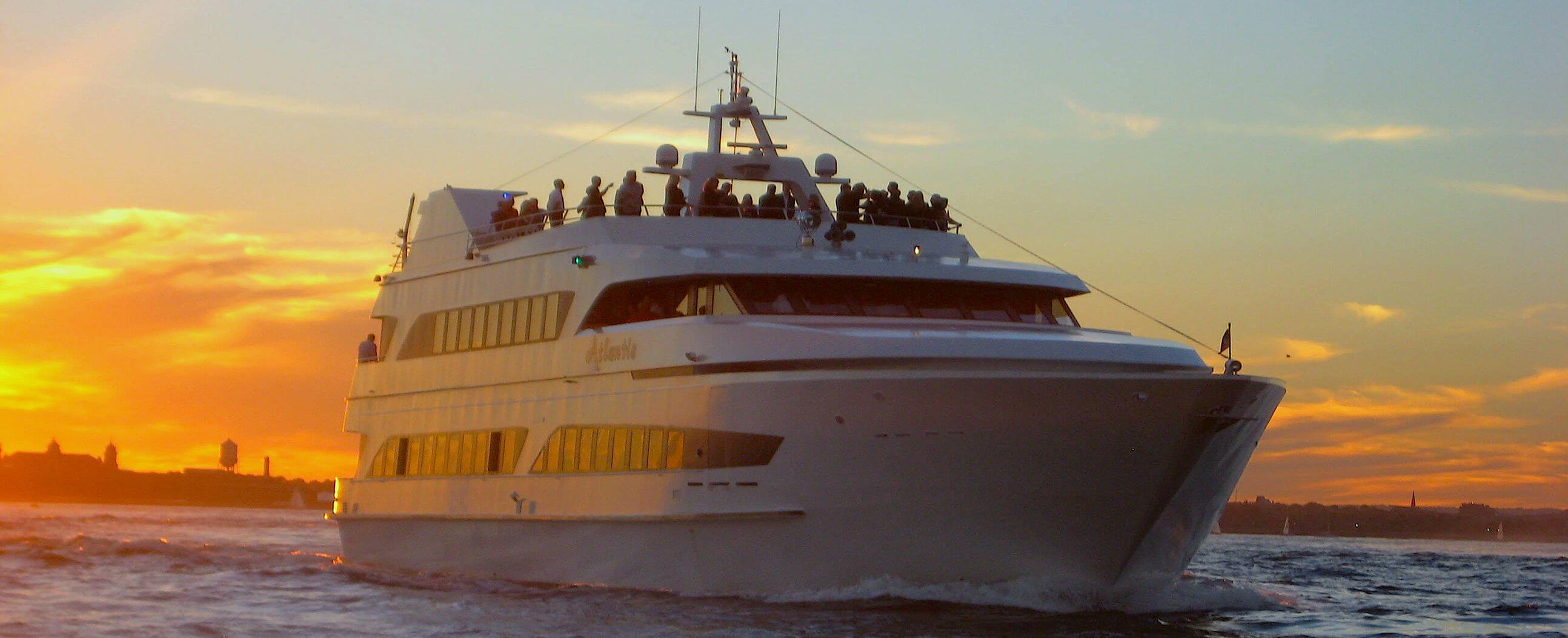 Private Events Yacht Charter Private Boat Party NYC